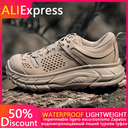 Army combAt boots online shopping - TK Winter Warm Summer breathable Waterproof Combat Tactical Boots Men s Shoes Climbing Army Boots Women Sneakers