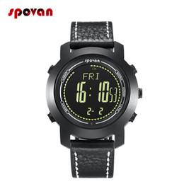 $enCountryForm.capitalKeyWord Australia - 2019 New Bravo 2S Smart Watch Men Mountaineering Watch With 3D Pedometer Altimeter Barometer Compass Thermometer