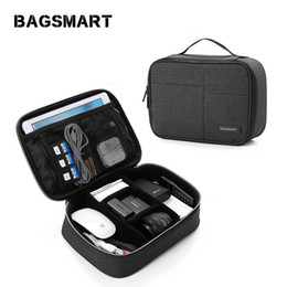 $enCountryForm.capitalKeyWord Canada - uggage Bags Travel Bags BAGSMART Nylon Electronic Accessories Travel Bag Waterproof Organizer for Cables USB Flash Drive Plug Digital Ac...