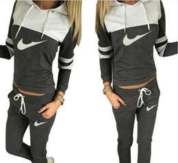 $enCountryForm.capitalKeyWord Canada - hot!!2019 women sportswear group sport suit women hoodie sweatshirt hooded + leisure trousers suitable for sports fitness yoga movement jogg