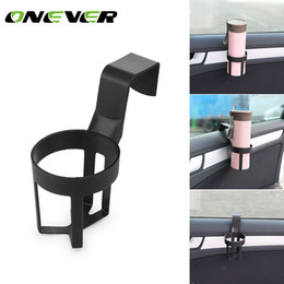 $enCountryForm.capitalKeyWord NZ - Onever Hot High Quality Universal Car Drinks Cup Bottle Can Holder Door Mount Cup Holder Stand Car Accessories drink