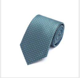 Groomsmen Ties Australia - 2019 Married groomsman and groom fashionable tie man Non-iron striped checked tie
