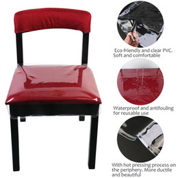 $enCountryForm.capitalKeyWord Australia - OULII 2pcs Chair Protectors Fits Chairs up to 16-21 Inch Chair Cover For Home