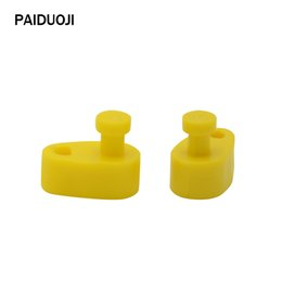 mini motor parts Australia - Egg Turning Motor Pin In 5 Pieces Used By Mini Egg Incubator Parts Yellow Motor Buckle
