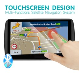 $enCountryForm.capitalKeyWord Australia - GPS car navigation system 7 inch HD LCD screen navigation FM Bluetooth Navitel satellite voice truck car a