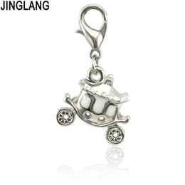 $enCountryForm.capitalKeyWord Australia - JINGLANG New Car Shape Key Enamel Pendant Carousel Charms for DIY Bracelet Necklace Jewelry Finding