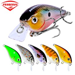 "$enCountryForm.capitalKeyWord Australia - Lures 6pc lure Exported to Japan 2.2""-5.6cm Fishing Bait 6.1g Crankbait 6 color tackle 8# Hook"
