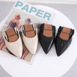 Soft Soled Shoes Australia - 20190515 New Egg Rolls Flat-soled Shoes Comfortable Soft-soled Flat-heeled Shoes