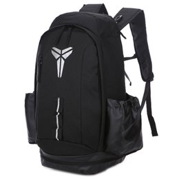 Wholesale Basketball Backpacks Australia - Fashion NK Basketball Backpack School Bags Casual Hiking Camping Backpacks Large Capacity Outdoor Travel Duffel Bags