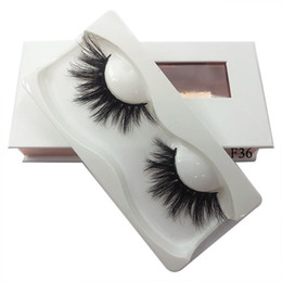 $enCountryForm.capitalKeyWord Australia - 3D Mink Eyelashes Long Lasting 100% Real Mink Lashes Natural Dramatic Volume Eyelash Extension Makeup Handmade Thick False Eyelashes Beauty