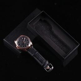 100pcs / lot Nuovo Caixa Para Relogio Jewelry Watch Storage Box elegante orologio da polso caso presente confezione regalo Organizzatore di visualizzazione scatole