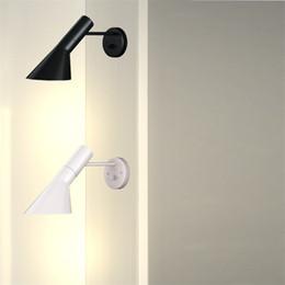 $enCountryForm.capitalKeyWord Australia - Nordic Designers Iron AJ LED Wall Lamps LED Wall Lights Living Room Bedroom Bedside Lamps Indoor Lighting Kitchen Fixtures Decore