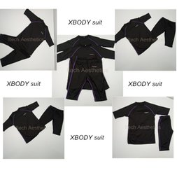 Body Fitness Suit Australia - X-BODY Matched Sport Underwear Suits M L X XL Size Optional Cooperate With Ems Fitness Machines Use Xbody Ems Fitness Suit Training Suit