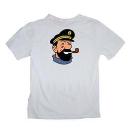 $enCountryForm.capitalKeyWord UK - Captain Haddock Tintin Anchor Sailor Boat Shirt Size kids & S-XXXL hot print Custom Jersey jacket croatia leather t shirt