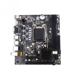 $enCountryForm.capitalKeyWord NZ - Computer motherboard DDR3 1066 1333 1600 For Intel H61 Socket Motherboard Replacement Computer Accessories Mainboard