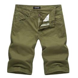 Male Compression Shorts Australia - 2019 Mens Shorts Casual Bermuda Brand Compression Male Solid Color Cargo Shorts Men Cotton Fashion Men Short Summer Linen Xxl