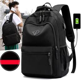 $enCountryForm.capitalKeyWord Australia - Brand Multifunction Usb Charging Men Laptop Backpacks For Teenager Fashion Schoolbag Male Mochila Leisure Travel Backpack