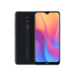"redmi 4g mobile NZ - Original Xiaomi Redmi 8A 4G LTE Cell Phone 4GB RAM 64GB ROM Snapdragon 439 Octa Core Android 6.22"" Full Screen 12MP Face ID OTA Mobile Phone"