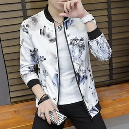 $enCountryForm.capitalKeyWord Australia - 2019 summer vintage style plus men chinese style fake two pcs jackets long sleeve gothic brocade casaco masculino windbreaker