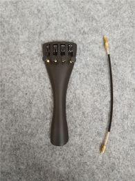 $enCountryForm.capitalKeyWord Australia - High Quality Violin 1 4 1 2 3 4 4 4 Carbon Fiber Violino Fiddle Tailpiece Tailgut 4 Fine Tuners Parts Accessories Free Shipping