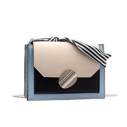 $enCountryForm.capitalKeyWord Australia - New Elegant Shoulder Bag Women Wild Simple Messenger Bag For Girls Women Fashion Chain Diagonal Shoulder Small Square K620