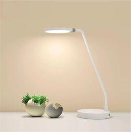 Original Xiaomi youpin COOWOO LED Desk Lamp Smart Table Lamp Eye Protection Light Adjustable 4000mAh Power 2USB Mobile Power 3000299 2021 on Sale