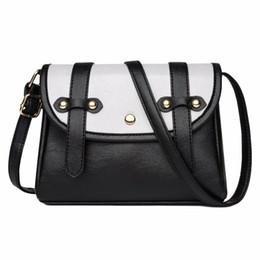 Discount pocket books handbags - New Simple Woman Messenger Bag Retro Women Contrast Color Handbags Korean Version Shoulder Bag Satchel Purse School Book