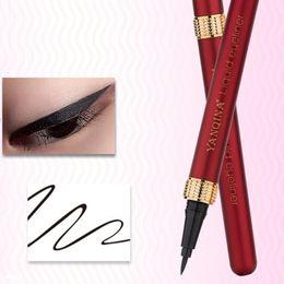 $enCountryForm.capitalKeyWord Australia - Fashion Waterproof Eyeliner Lasting Anti Smudge Eyeliner Pencil Makeup Supplies Cosmetic Beauty Makeup Liquid Wholesale