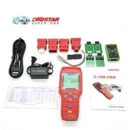 $enCountryForm.capitalKeyWord Australia - Original OBDSTAR X-100 x100 PRO Auto Key Programmer (C+D+E) including EEPROM adapter for IMMO+Odometer+OBD+EEPROM DHL free