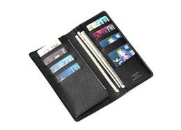 $enCountryForm.capitalKeyWord Australia - Best price Free Shipping! Fashion designer clutch Genuine leather wallet with dust bag