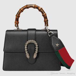 $enCountryForm.capitalKeyWord Australia - Famous Bamboo Luxury Handbag Dionysos Handbag High Quality Designer Handbag Womens Fashion Casual Shoulder Bag Green Black Red
