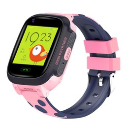 Discount phone standby time - Children's Smart Phone Watch 4G Network Card Extra Long Standby Time Waterproof Watch Smart