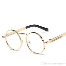 $enCountryForm.capitalKeyWord UK - clear sunglasses women European and American style round frame sunglasses Colorful retro sunglasses Spring metal foot eyes