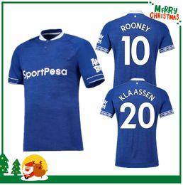 18 19 EVERTON fc soccer jersey 2019 MINA ANDRE GOMEZ ZOUMA DIGNE  RICHARLISON WALCOTT Everton ROONEY jersey football shirt f54454f61