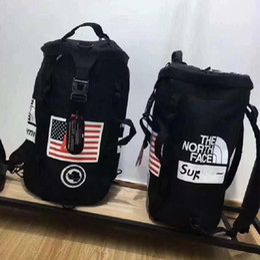 $enCountryForm.capitalKeyWord Australia - 17ss NF Brand Duffle Backpack Big Capacity Sports Travel Bucket Backpack Sup Joint North Designer Handbags Unisex Junior Shoulder Bag C81301