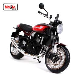 Discount maisto models - Maisto 1:12 2019 Kawasaki Z900 RS Red wine MOTORCYCLE BIKE Model FREE SHIPPING NEW ARRIVA 18990