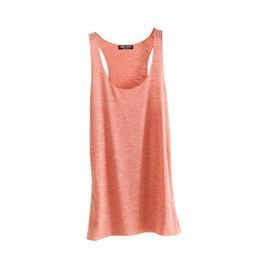 $enCountryForm.capitalKeyWord UK - Fitness Tank Top T Shirt Vest Loose Model Women T-shirt Cotton O-neck Slim Tops Clothes C19041502
