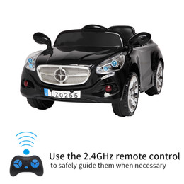 Electric Stroller Double Drive with 2.4G Remote Control Safety Kids Ride on Toys Car for Children 3 to 7 Years Old on Sale