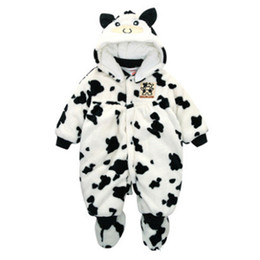 $enCountryForm.capitalKeyWord UK - New 2016 Winter Outfit Baby Romper Suit Thickening Clothes Keep Warm Cotton Coat Winter Jacket Polar Fleece Clothing Jumpsuits