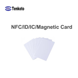$enCountryForm.capitalKeyWord Australia - OEM Blank Empty RFID NFC IC Contact Chip UID ID Access Control Contactless Card Optional Logo Magnetic NFC Card