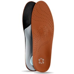 a72e344fb1 2018 Orthopedic Insoles Massage Arch Supports for Flat Feet Inserts  Orthotic Insole Palmilha Shoes Pad Soles