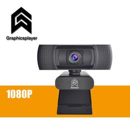 Discount mega x - Webcam 1080P, HDWeb Camera with Built-in HD Microphone 1920 x 1080p USB Plug n Play Web Cam, Widescreen Video