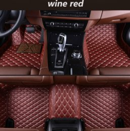 Chevrolet Cars Australia - For Chevrolet Cruze hatchback 2013-2015 year car mat luxury surrounded by indoor waterproof leather wear-resistant environmentally friendly