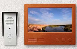 GSK101 Görüntülü kapı telefonu 7