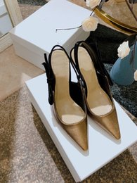 $enCountryForm.capitalKeyWord Australia - 2019 new arriaval Designer women flat party fashion girls sexy pointed shoes Dance wedding shoes Double straps sandals women shoes