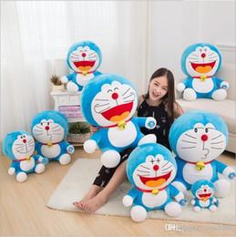 $enCountryForm.capitalKeyWord Australia - 2019 new 23cm Duo a dream jingle cat Doraemon Stuffed doll toy Totoro For Kids Toys Cartoon Figure brinquedos birthday gift