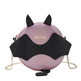 $enCountryForm.capitalKeyWord UK - demon Girls Bags Cartoon Bling Bling glisten mini Childrens Bags Fashion kid purses chain girls Shoulder Bags kids Messenger Bag A4373
