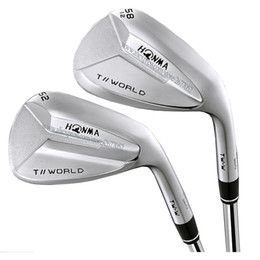 New Golf Clubs HONMA T  WORLD TW-W Golf Wedges 48 or 50 52 60 degree FORGED Wedges Clubs Golf Steel shaft Free s on Sale