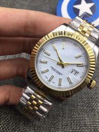 Famous Luxury Men Watch Automatic Mechanical Australia - Luxury watch for men automatic watch high quality R41601 famous mechanical designer mens watches master montre wristwatches 2 colors