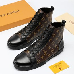 Hot work safety online shopping - 2019 Men Shoes Sneakers Breathable Comfortable Fashion Tenis Sport Trainers Zapatos de hombre TATTOO SNEAKER BOOT Hot Sale Mens Shoes Boots